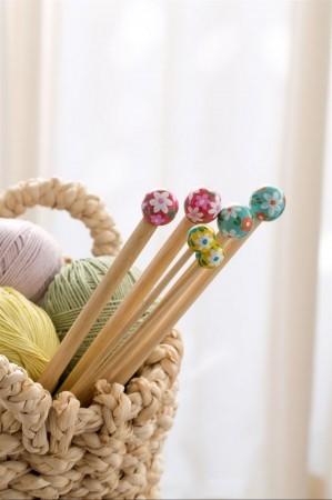 aiguille a tricoter pour enfant