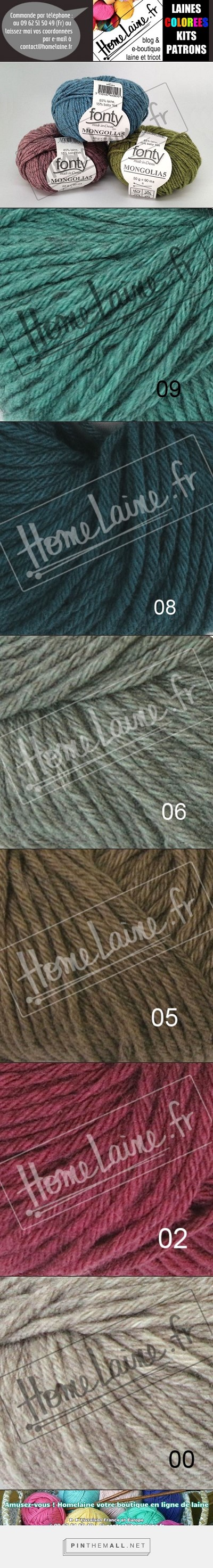 boutique de laine en ligne