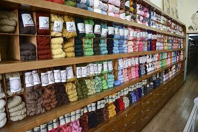 boutique de laine