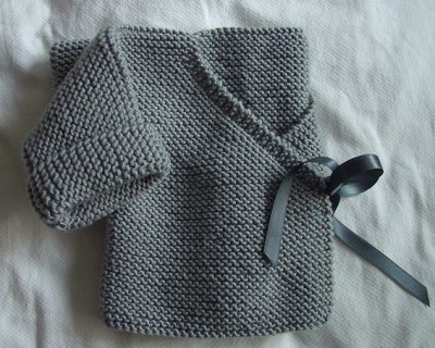 brassiere bebe tricot naissance