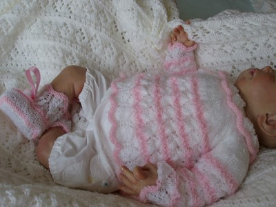 brassiere de laine pour bebe