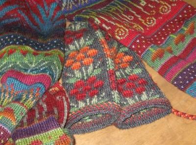 broderie sur tricot modeles gratuits