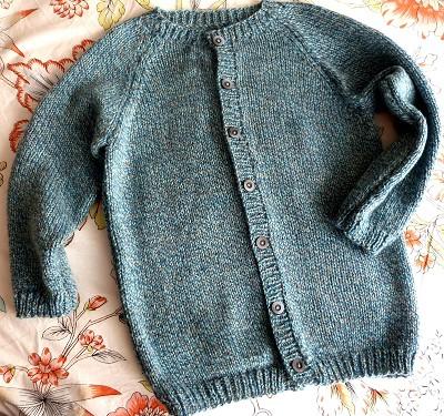 combien de pelote de laine pour un pull