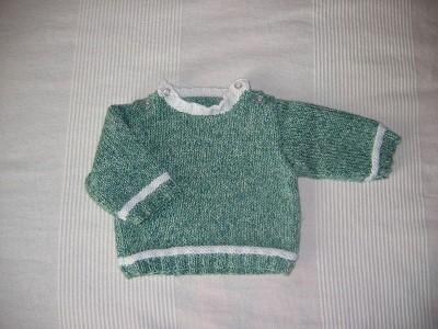 comment tricoter un chandail