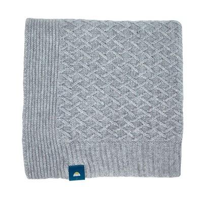 couverture bebe en laine