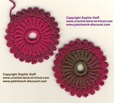creation crochet modele gratuit