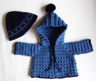 crochet bebe gratuit