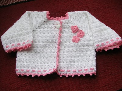 crochet facile bebe