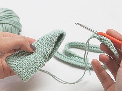 crochet noeud papillon