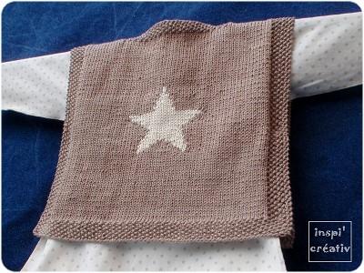 etoile tricot