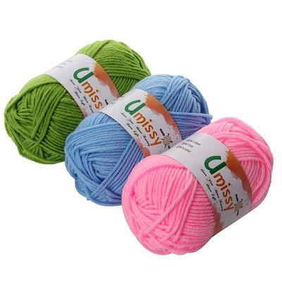 fil a tricoter pas cher