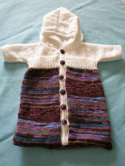 gigoteuse en tricot