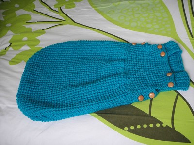 gigoteuse tricot facile