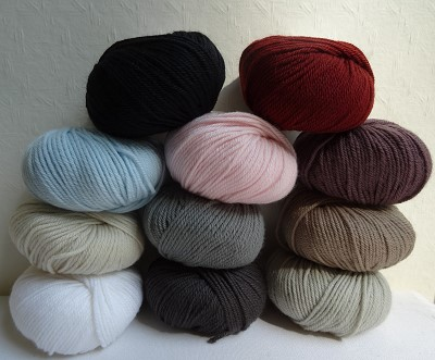 laine a tricoter cachemire