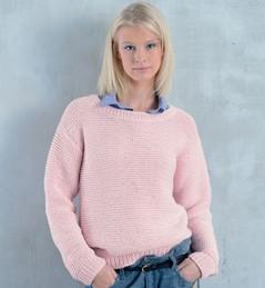 model de pull a tricoter gratuit