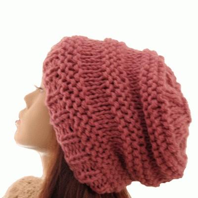 modele bonnet femme a tricoter gratuit