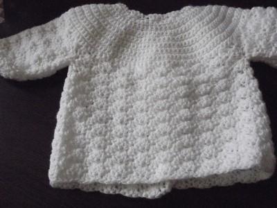 modele brassiere bebe tricot