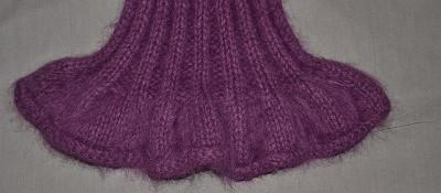 modele d echarpe a tricoter pour femme