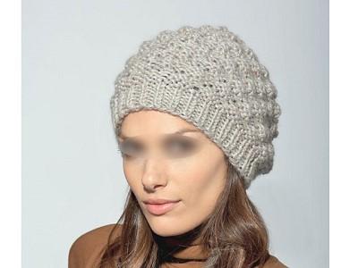 modele de bonnet a tricoter facile