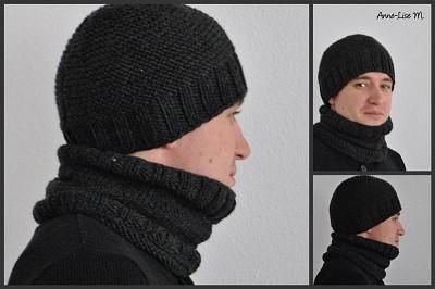 modele de bonnet a tricoter gratuit pour homme