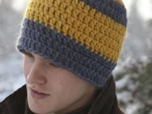 modele de tuque au crochet