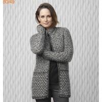 modele de veste en laine a tricoter pour femme