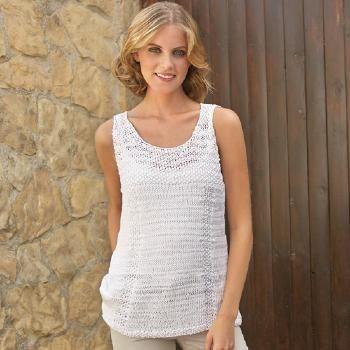 modele debardeur tricot