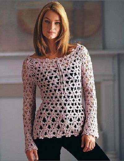 modele tricot crochet
