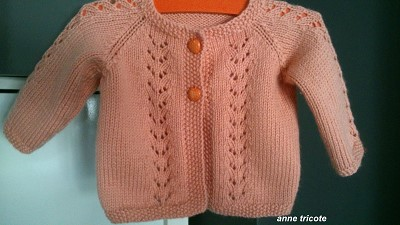 modele tricot gilet fille 10 ans gratuit