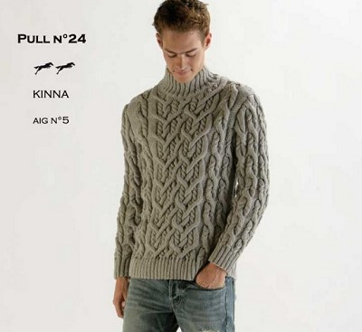 modele tricot homme