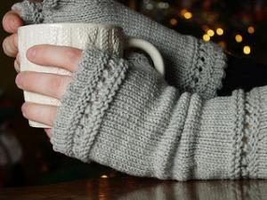 modele tricot mitaines gratuit