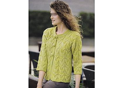 modele veste tricot femme