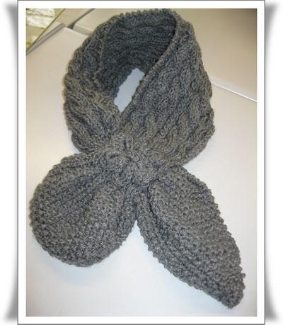 modeles echarpes a tricoter gratuits