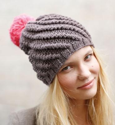 patron bonnet tricot gratuit