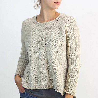 patron chandail tricot