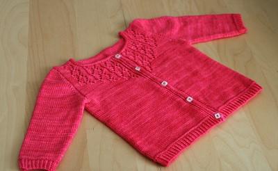 patron de tricot gratuit pour bebe