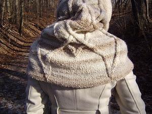 patron tricot col