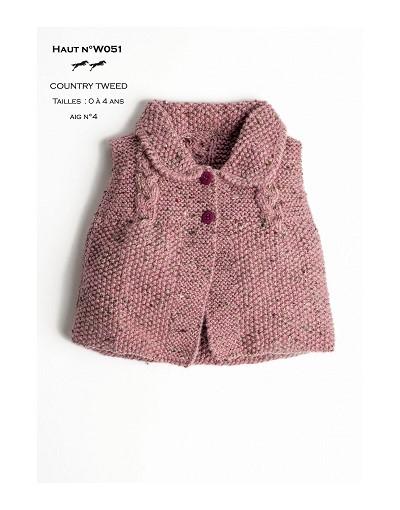 patron tricot gratuit