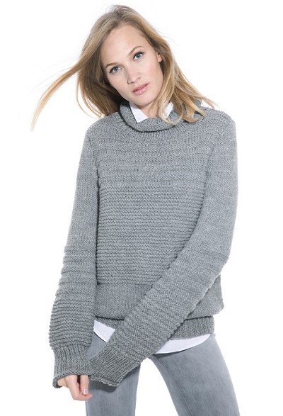 pull a tricoter femme