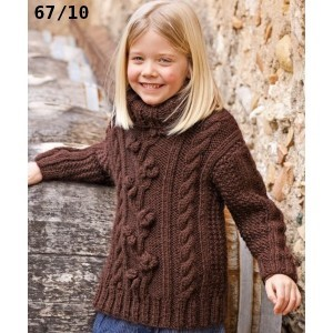 pull enfant laine