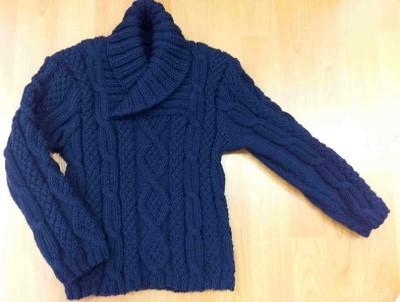 pull enfant tricot