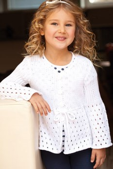 pull fille 8 ans