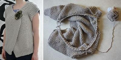 tricot aiguille circulaire