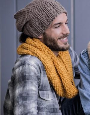 tricot bonnet femme modele gratuit
