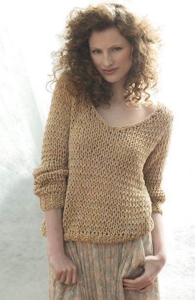 tricot facile femme