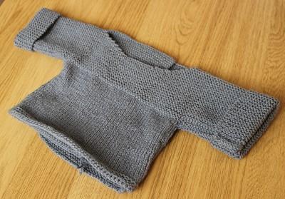 tricot nouveau ne