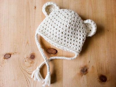 tuto bonnet bebe au crochet
