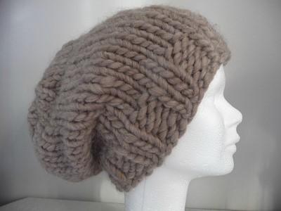 tuto bonnet laine