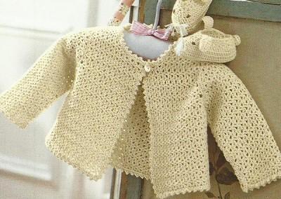 tuto gilet crochet fille