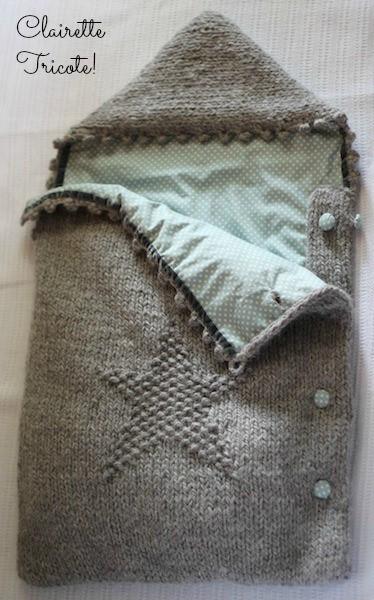 tuto gratuit nid d ange au tricot